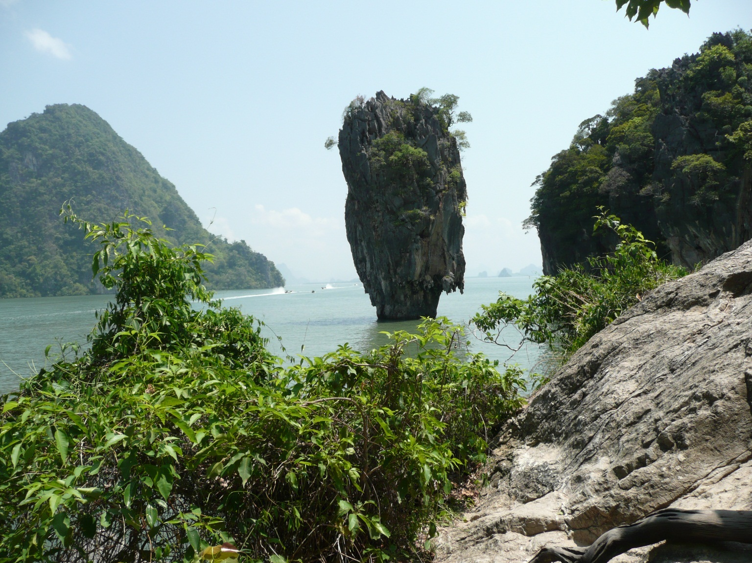 James Bond Island & Phang Nga Bay by Speed Boat